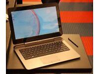 HP Pro x2 612 G1 intel i5-4202y , 8GB ram ,256GB SSD TABLET/Laptop