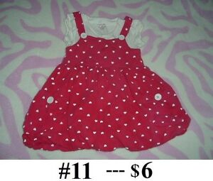4T Girl's --- Dress Lot