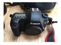Canon 6D Camera + Canon Wide Angle L lens