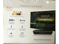 Free sat satalite box new best freeview