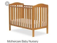 Cot bed from mothercare darlington range