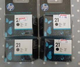 HP21 - DeskJet Inks
