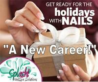 Holiday Season Nail Tech Career Course Starts Nov 26th
