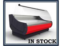 NEW £1588+VAT 200cm (6.6 feet) Serve Over Counter Display Fridge OFELIA N2702