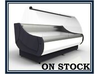 NEW £1588+VAT 200cm (6.6 feet) Serve Over Counter Display Fridge OFELIA N2507