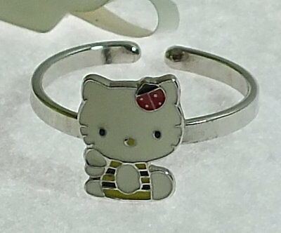 Hello Kitty Ring  # A 19648