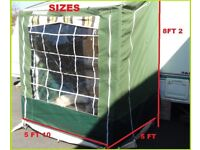 Caravan Awning NR Porch Awning High Quality Used Once REDUCED.