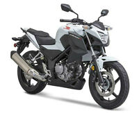 All Honda CBR300R and CB300FA on sale BRAND NEW