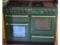 Tecnik range cooker