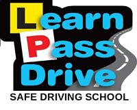 LEARN DRIVING WITH SAFE DRIVING SCHOOL
