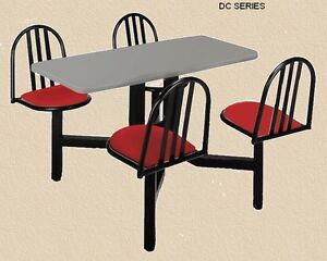 CLUSTER SEATING. CAFETERIA SEATING.LUNCHROOM TABLES & CHAIRS Kitchener / Waterloo Kitchener Area image 3