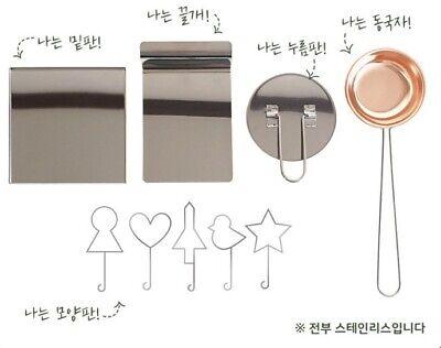 DALGONA Cook Set (Korean Sugar Candy/ Sponge Candy ) Home Baking Tool Kit