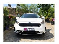 Looking for a PCO Car to drive with Uber? Splend offer the 2018 Kia Niro Hybrid for £199/Week.