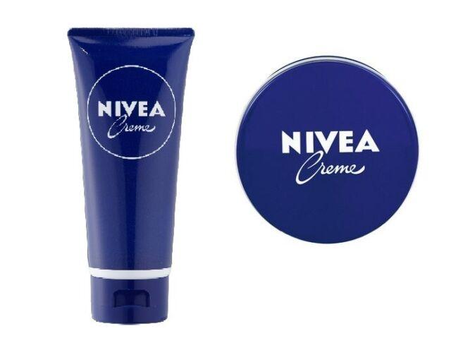 (33,33€/L) Nivea Creme 30, 75, 100, 150 ml Niveacreme Tube Dose