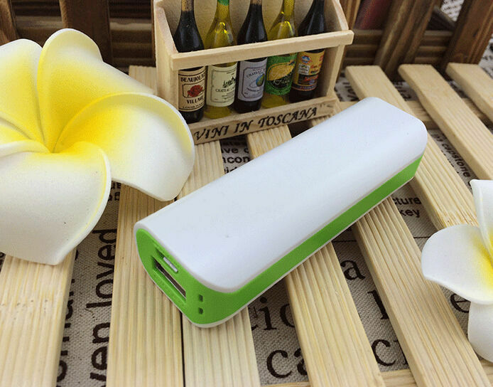 2600mAh USB Portable Battery Charger for Phone