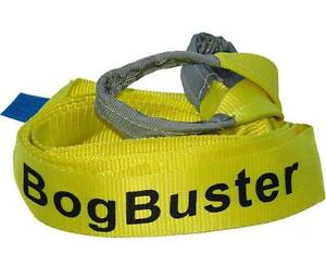 BOGBUSTER TOW STRAP WINCH EQUALIZER TREE TRUNK PROTECTOR SNATCH Beldon Joondalup Area Preview
