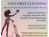 FREE STAIRS CARPET/ROOM CARPET CLEANING WITH SAFE FIRST CLEANING!