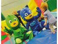 Costume/ Mascot Hire Paw Patrol/ PJ Masks/ Peppa