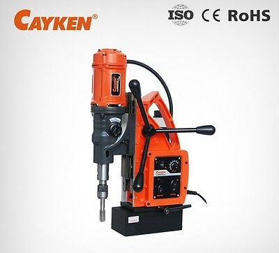 Cayken 100mm Magnetic Drill Mag Drill With Tapping Function Kcy-1003wdo