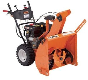 NEW COLUMBIA 3-STAGE CA326HD SNOWBLOWER IN STOCK AT DSR