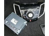 Ford fiesta car Sony CD player