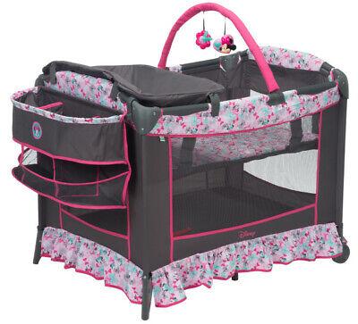 Disney Baby Sweet Wonder Play Yard, Minnie Bowtiful