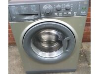 8kg Hotpoint silent washing machine ,excellent cond,4 months warranty,free delivery