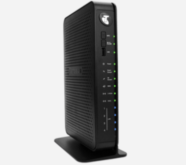 Telstra Netgear Gateway Max Modem. Excellent Condition