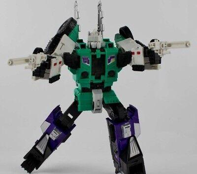 Transformers Titans Return SIX SHOT Complete Leader Sixshot figure