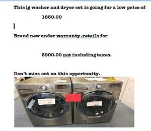 Washer/Dryer And Other Appliance Parts Of All Sorts Available... Oakville / Halton Region Toronto (GTA) image 1