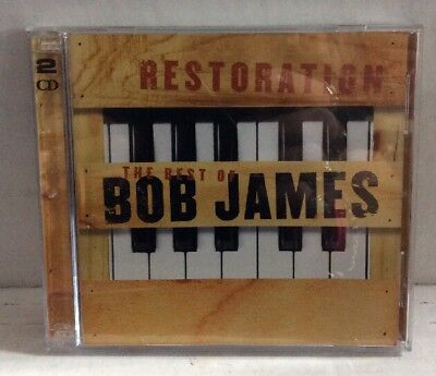 The Best Of Bob James Restoration 2 CD