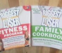 The Biggest Loser Cookbook and Fitness Program Book