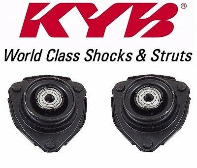 - KYB_Left+Right Front Shock Strut Mounts_Support Bearing Set Kit_for Toyota_RAV4