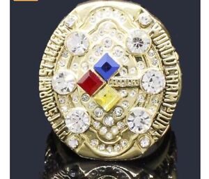 2008 Pittsburgh Steelers Super Bowl Ring