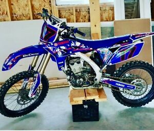 2012 yz250F GREAT BIKE