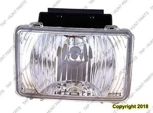 Fog Light Driver Side/Passenger Side (Except Extreme Model) High Quality GMC Canyon 2004-2012