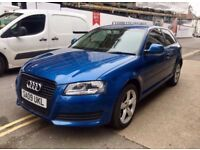 Audi A3 Technik Mpi 1.6 petrol 2009 cheap