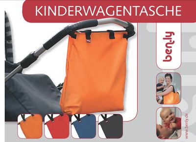Kinderwagentasche von benly, Organizer, Einkaufstasche Classic, 600 d