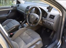 VW GOLF GT TDI 2.0l 140bhp 6 speed