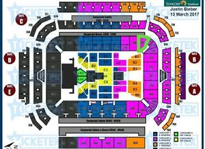 Selling 2 Justin Bieber Tickets Mango Hill Pine Rivers Area Preview
