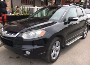 Acura RDX 2007 tech package
