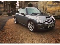 BMW Mini Cooper S supercharged