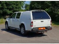 2012 Isuzu Rodeo 2,5 TD Denver Max Crewcab Pickup 4WD 4dr 2 owners