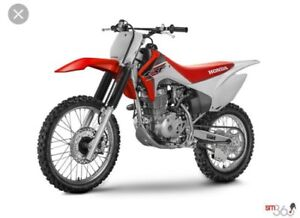 Wanted crf 150