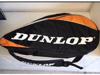 Dunlop tennis racket case