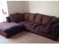 Very comfy right hand corner sofa for sale Hebburn can deliver FREE locally