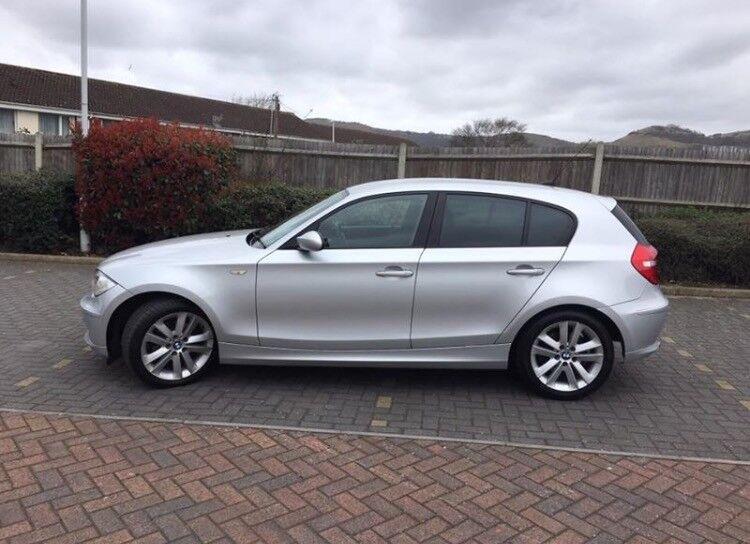 BMW 1 series 118d S.E 2.0 excellent condition