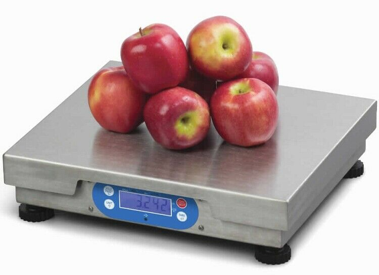 Brecknell BS-6720U-60 Electronic Bench Scale - 60 lb x 0.02