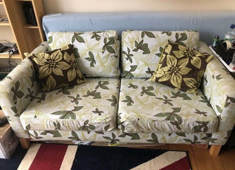 Ikea karlstad 23 seater sofa | in Exeter, Devon | Gumtree
