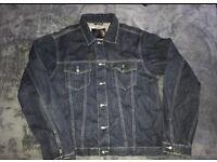Hugo Boss mens denim jacket